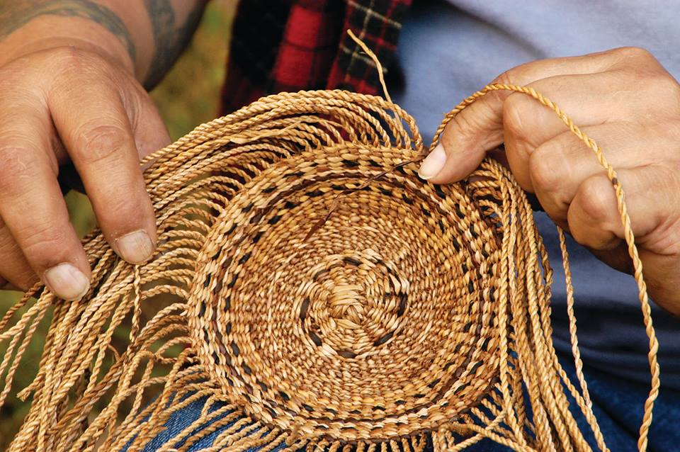 Traditional Native American Basket Weaving : Ongoing events news from native california